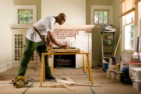 home improvements are the most popular use of a home