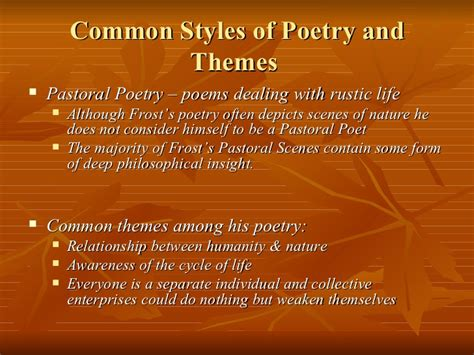 theme list for poems complex themes philosophical nature of poetry by