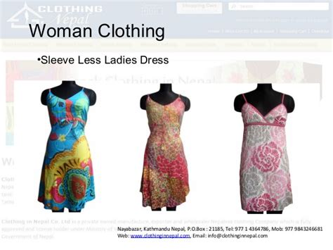 Handmade Clothing Company - clothing in nepal clothing nepal nepalese handmade