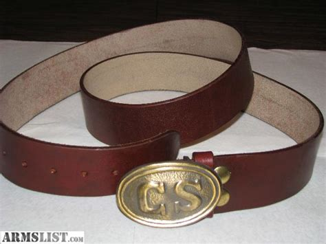 armslist for sale k western leather gun belt