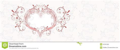 Wedding Banner Background by Wedding Background Banner Stock Illustration Image Of