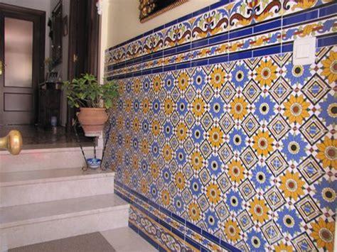 zocalo azulejo andaluz z 243 calo azulejo sevillano en recibidor ideen rund ums