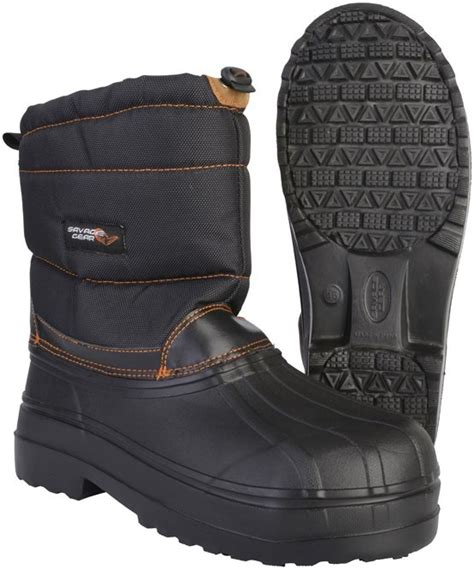 polar boots savage gear polar boot black boots chapmans angling