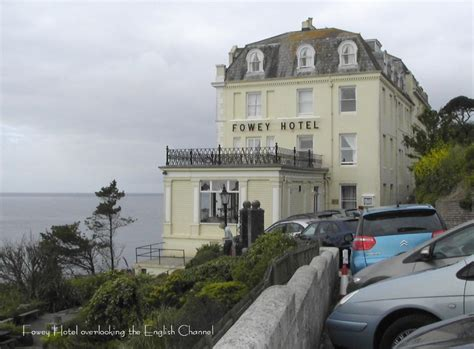 Fowey Hotel Travel On A Concessionary Pass 2