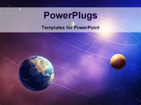 Inner Four Solar System Planets Elements Of This Image Solar Lighting System Ppt
