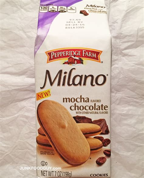 new year cookies review review new pepperidge farm mocha chocolate cookies