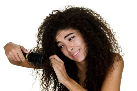 curly hair brush over styles 6 signs you re brushing your hair wrong