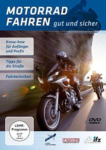 Motorrad Fahren Gut Und Sicher Dvd by Motorrad Fahren Gut Und Sicher Dvd Preisbarometer