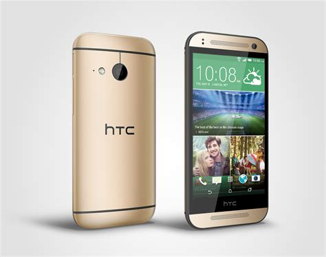 Mini 2 Gold htc one mini 2 on one m8 gets a baby