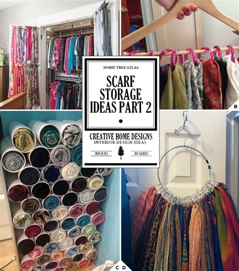 creative ways to store clothes creative ways of how to store scarves home tree atlas