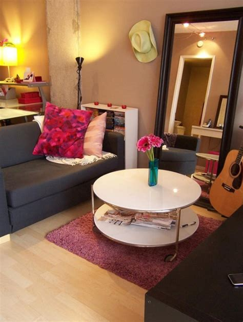decorating small apartment living room small apartments with living room design