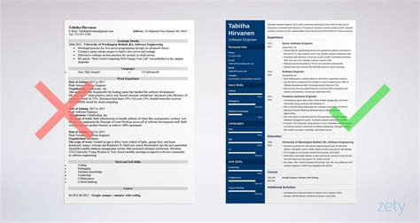 software developer free resume samples blue sky resumes within
