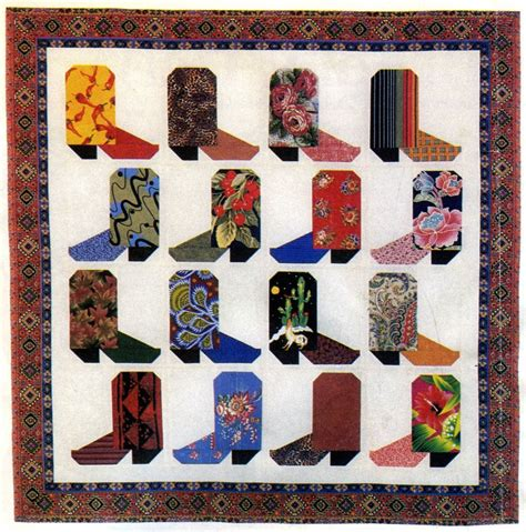 free printable cowboy quilt patterns cowboy boot quilt archives noelle o designs noelle o