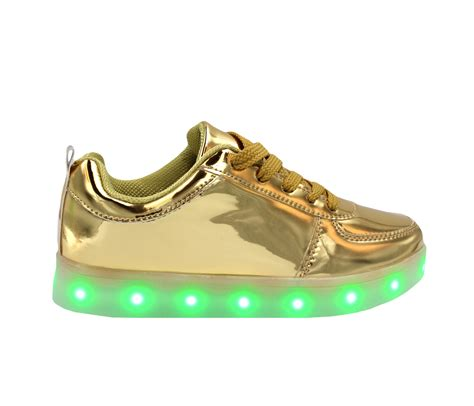 white and gold light up shoes kids gold shoes shoes for yourstyles
