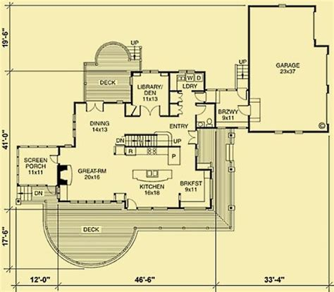 Cottage Home Plans A Modern Day Craftsman Classic Cottage House Plans With Breezeway