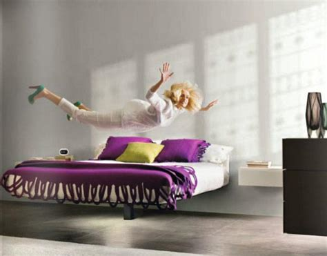 Designer Bedrooms the world s coolest beds design swan