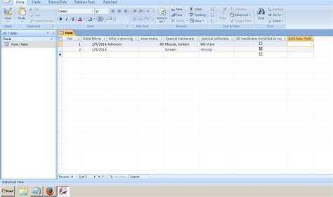 Access Database Templates Cyberuse Microsoft Access Database Template