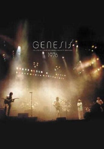 genesis concert dvd genesis live 1976 concert