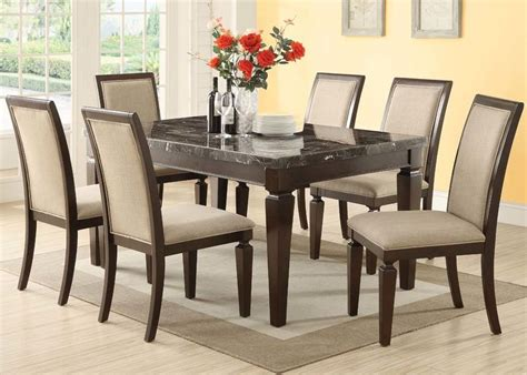 All Black Dining Room Set Dining Room Sets Dallas Designer Furniture