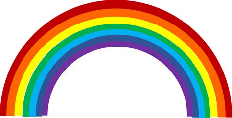 animated clipart free top 80 rainbow clip free clipart image