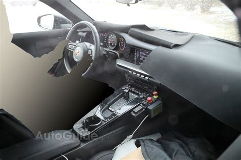 Porsche Macan Forum Check Out The Interior Of The New