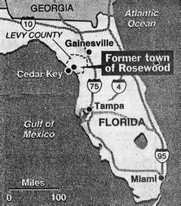 rosewood florida map remembering rosewood the most thorough site