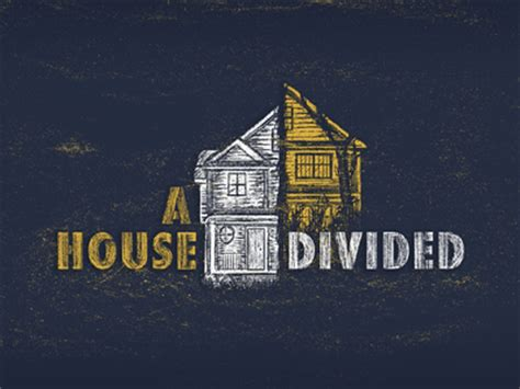 a house divided a house divided illustration by max morin dribbble