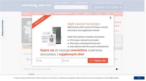 Agd Store partner agd rtv electronics stores in poland zielona