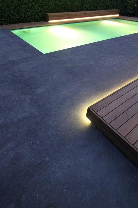 under bench led lighting lighting for gardens decks and deck lighting on pinterest