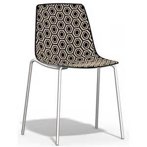Charming Chaise De Jardin En Plastique #7: Chaise-cuisine-empilable-plexiglas-alhambra.jpg