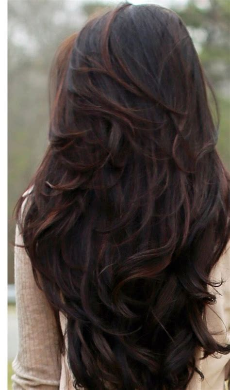 tri layer of dying hair extensions hairstyle pinterest extensions hair