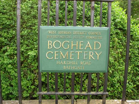 Find A Grave Find A Grave Boghead Cemetery