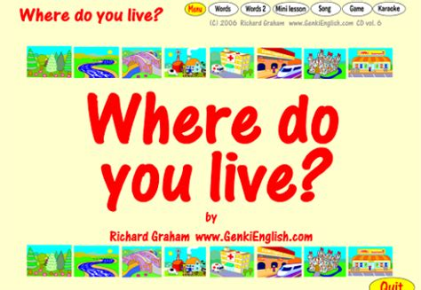 where does live a and easy way to remember donde vives in memrise
