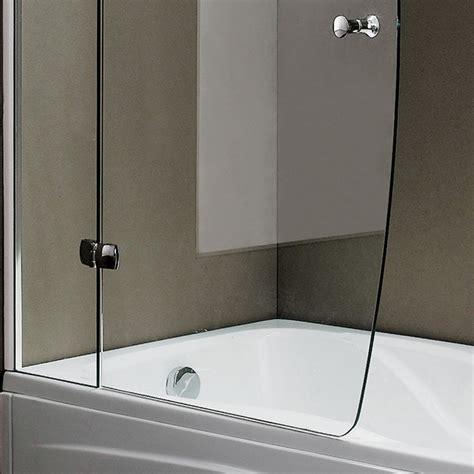 pare baignoire miroir maison design wiblia