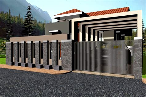 Best House Plans Website Skillful Modern Gates Designs Modern House Gates And