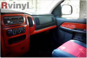 dash kit decal auto interior trim dodge ram cab 2002