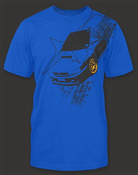 Tshirt Subaru By Merch by Subaru Impreza 22b Shirt Blue On Storenvy