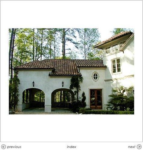 spanish villa style homes villa style garage driveway carport design mediterranean