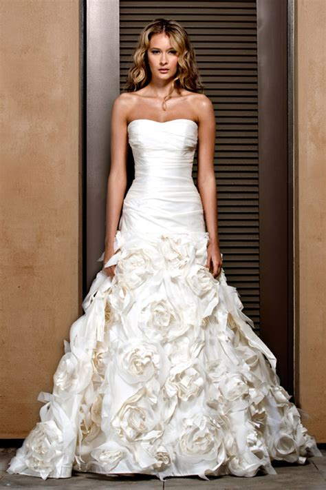 all wedding dresses onewed com