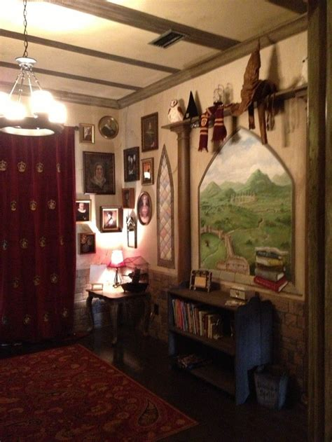 harry potter themed bedroom google search harry potter