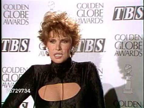 raquel welch interview raquel welch interview 1992 golden globe awards youtube