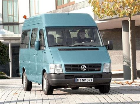 volkswagen truck 2006 1996 2006 volkswagen lt review top speed
