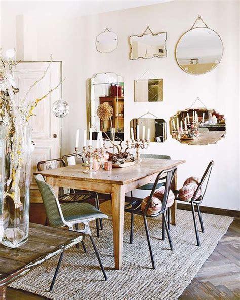 Plusieurs Miroirs Sur Un Mur by Les Miroirs Se R 233 Inventent Dans La D 233 Coration Les