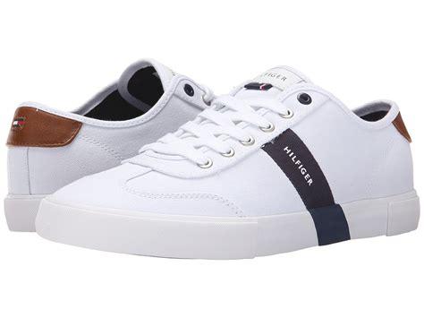white hilfiger shoes hilfiger white shoes
