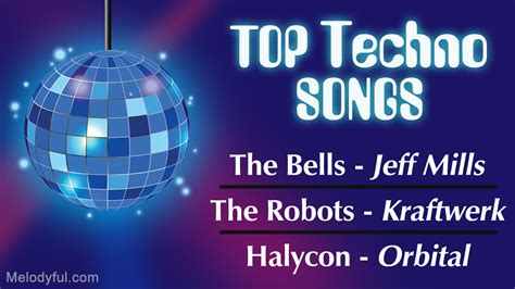best techno songs top 10 techno songs