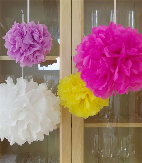 Pompoms Selber Machen by And Caligula Einfach Selbst Gemacht