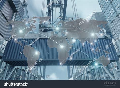 interport global logistics container tracking map global logistics partnership connection container