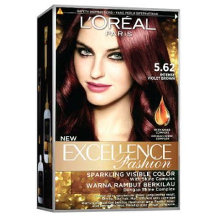L Oreal Excellence Fashion l oreal excellence fashion 5 62 violet brown