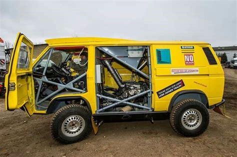 Rally Auto Umbau by Vw T3 Syncro Rally Bus 5 Automotive Pinterest Autos
