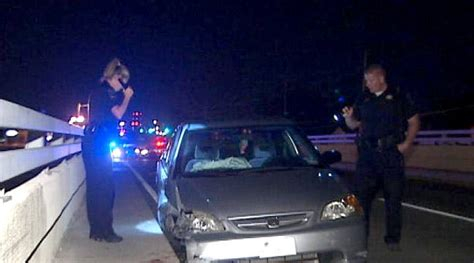 passenger killed hanging   car window  tulsa wreck newscom oklahoma city  news